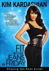 Kim Kardashian: Amazing Abs Body Sculpt DVD