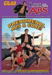 Gilad Lord of the Abs: Phenomenal Abs and Core DVD