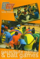 Mindy Mylrea: Parachute Games and Ball Games for Kids DVD