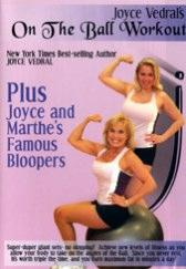 Joyce Vedral: On the Ball Workout DVD
