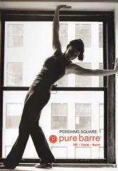 Pure Barre: Pershing Square 1 Ballet, Dance and Pilates Fusion DVD