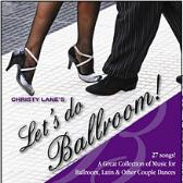 Let's Do Ballroom CD
