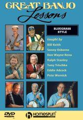 Great Banjo Lessons DVD