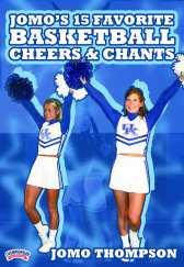 Jomo's 15 Favorite Basketball Cheers and Chants DVD