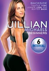 Jillian Michaels for Beginners: Backside DVD