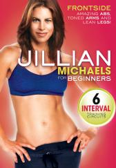 Jillian Michaels for Beginners: Frontside DVD