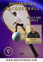 Beginning Racquetball Skills and Drills