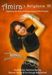 Amira's Bellydance 101 Belly Dancing Basics for Beginners DVD