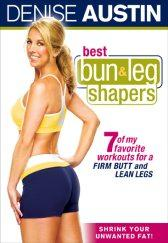 Denise Austin: Best Bun & Leg Shapers DVD