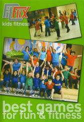 Mindy Mylrea: Best Games for Fun and Fitness for Kids DVD