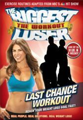 Biggest Loser: Last Chance Workout DVD