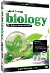 Light Speed Biology: The Building Blocks of the Cell DVD plus CD Guide