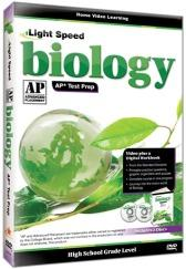 Light Speed Biology AP Exam Prep DVD