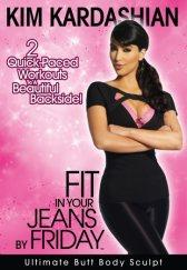 Kim Kardashian: Ultimate Butt Body Sculpt DVD