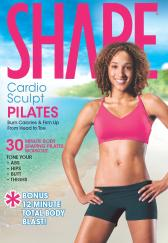 Shape: Cardio Sculpt Pilates DVD