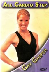 All Cardio Step with Gay Gasper DVD