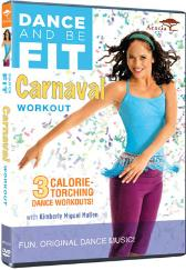 Dance and Be Fit: Carnaval Workout DVD