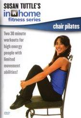 Susan Tuttle's In Home Fitness: Chair Pilates DVD