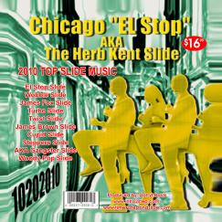 Chicago El Stop Audio CD