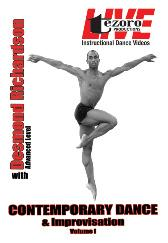 Contemporary Dance and Improvisation Volume I with Desmond Richardson DVD