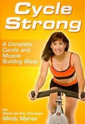 Cycle Strong with Mindy Mylrea DVD