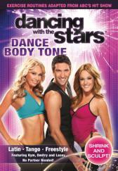 Dancing with the Stars: Dance Body Tone DVD