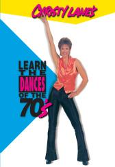 Christy Lane's Learn the Dances of the 70's DVD