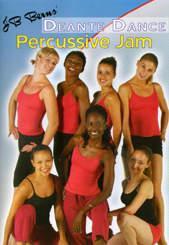 JB Berns: Deante Dance - Percussive Jam DVD