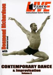 Broadway Dance Center: Contemporary Dance & Improvisation Vol. 2 DVD