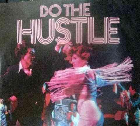Do The Hustle Album Cover