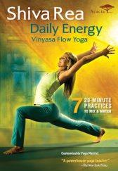 Shiva Rea: Daily Energy Vinyasa Flow Yoga DVD
