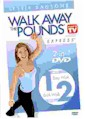 Leslie Sansone Walk Away The Pounds Express 1 & 2 Mile 2-in-1