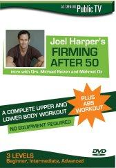 Joel Harper: Firming After 50 DVD