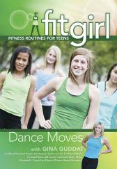 Fit Girl: Dance Moves with Gina Guddat DVD