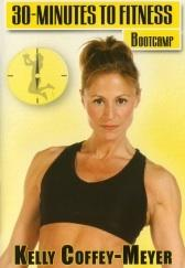 30 Minutes to Fitness: Bootcamp with Kelly Coffey-Meyer DVD