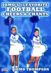 Jomo's 15 Favorite Football Cheers and Chants DVD