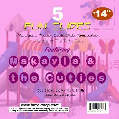 Fun Slides: 16 and Under Music CD