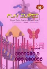 Fun Slides: 16 and Under DVD