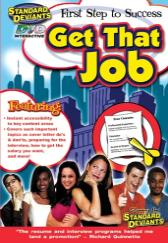 Get That Job DVD
