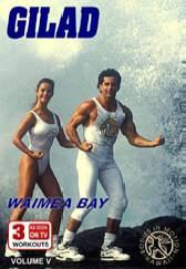 Gilad: Bodies In Motion V - Waimea Bay DVD