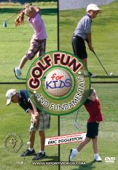 Golf Fun and Fundamentals for Kids DVD