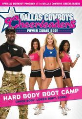 Dallas Cowboys Cheerleaders: Power Squad Bod! - Hard Body Boot Camp DVD