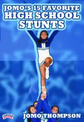 Jomo's 15 Favorite High School Stunts DVD