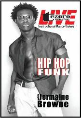 Hip Hop Funk with Jermaine Browne DVD