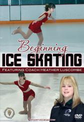 Beginning Ice Skating DVD