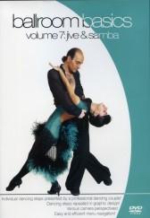 Ballroom Basics Volume 7: Jive & Samba DVD