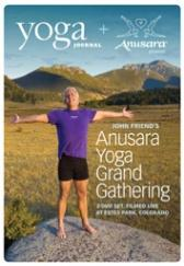 Yoga Journal: John Friend's Anusara Yoga Grand Gathering 3 DVD Set