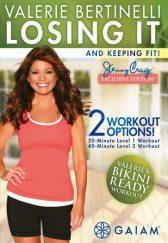 Valerie Bertinelli: Losing It and Keeping Fit! DVD
