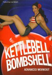 Kettlebell Bombshell Advanced Workout DVD