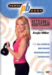 Power Body: Kettlebell Bootcamp with Angie Miller DVD